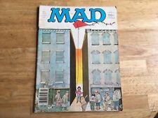 July 1981 '81 Vintage E.C. Mad Magazine 224 Raging Bull Don Martin Does Popeye