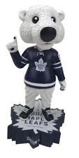 Carlton Toronto Maple Leafs Logo Base Bobblehead NHL