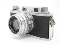 [EXC+++++] Canon III A Rangefinder Leica Screw mount L39 w/ 50mm f1.8 From JAPAN