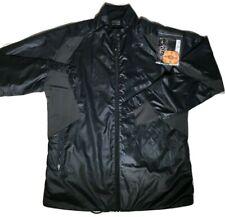 Oakley Women's Hydrofree Windbreaker Jacket XL Dark Gray Japan Skull Collection