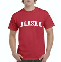 Alaska T-Shirt Home of University of Alaska  T-Shirt