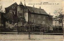CPA Angers - Ancienne Cour des Comptes, Boulevard Carnot (166997)