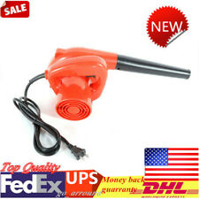 700W Electric Handheld Blower Car Garden Leaf Air Blower Computer Vacuum Cleaner
