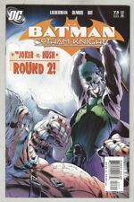 Batman Gotham Knights #73 March 2006 Joker Vs Hush Round 2