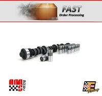 FORD SBF V8 289 302 STAGE 2 TORQUE CAM CAMSHAFT & LIFTERS KIT 448/472 LIFT