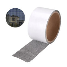 Window door screenpatch repair kitblack mesh window hole repaire tape 5*200cmNiu