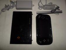 Nintendo Wii U System - Black  - FAST SHIPPING!  1213