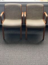 Vintage Knoll Arm Chairs by Bill Stephens