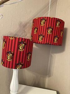 Harry Potter/Hogwarts 20/30cm Lamp Shade/Ceiling Shade for Gryffindor House