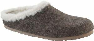 Birkenstock Clog Kaprun WZ cacao happy lamb beige Gr. 35 - 46 1002089