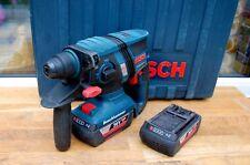 💙 Bosch ® GBH 36 V-EC Compact Professional 36 V sans balai Marteau perforateur SDS + 2.0Ah