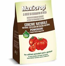 MAXICROP BIO concime naturale per pomodori a base di estratto d' ALGA kg1