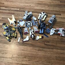 Star Wars Transformers Early 2000s Lot Vader Maul And Many Others See Photos