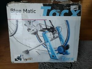 Tacx T2650 Blue Matic Cycle Trainer incomplete see description