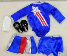 New American Girl - Molly's Miss Victory Costume FULL SET for Doll Size