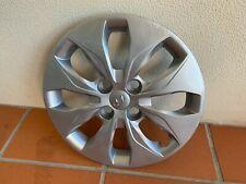 """Hyundai Accent 14"""" Wheel Cover Hub Cap 2015-2016 52960-1R100 Sparkle Silver"""