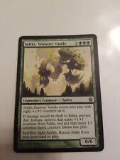 MTG Magic The Gathering Saviors of Kamigawa Sekki, Seasons' Guide Spirit Green
