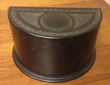 Art Deco Bakelite Roto Tray Cigarette Humidor