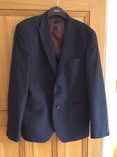 Next Tailoring 42 Regular Navy Suit Jacket Slim Fit