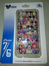 Disney Parks D-Tech Disney Characters Emoji iPhone 6 6s 7 Case Mickey Princess