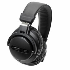 AUDIOTECHNICA  ATH-PRO5X BK CUFFIE ON EAR  DJ CHIUSE NERE NUOVE GARANZIA