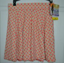 NWT Coco Rave High Waisted Pull On Skirt Swim Bottom Beach Cover Up Size M