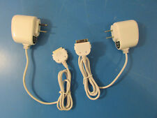 Lot of 2 - Replacement iPad/iPod Travel Charger Ouput: 5V 1A w/Indicator Light
