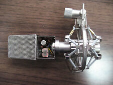 AKG C12A C12B connector &  mount adapter with Shock Mount