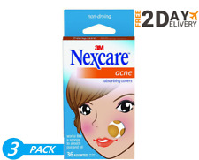Nexcare™ 7100002408 Acne Cover AC-036 - 3 pack