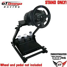 GT Omega Steering Wheel stand For Thrustmaster T300RS Racing Wheel. PS4 PS3 & PC