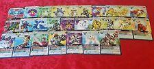 BANDAI JAPAN DIGIMON CARD Dα-278-318 Digimon Alpha Cards