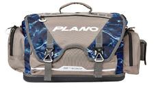 Plano B Series 3700 - Soft Sided Blue Camo Tackle Bag Box New