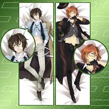 Anime Bungou Stray Dogs Dakimakura Pillow Case Cover Hugging Body