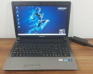 Notebook Medion Akoya i3 2x2,4GHz 4GB/500GB Webcam Wlan HDMI Bluetooth uvm.