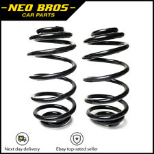 Pair of Springs, Rear for Saab 9-3 Sport 03-12 Aero Convertible & Estate