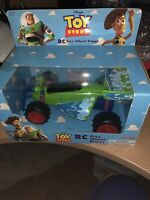 Thinkway - RC Free Wheel Buggy - Toy Story - Very Rare Boxed & New