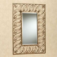 Eliana Wall Mirror Antique Gold