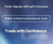 Forex Trading Signals - HIGHLY PROFITABLE With 90% Accuracy ONE YEAR MEMBERSHIP