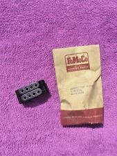 1948-1960 Ford Car Truck NOS 8-pin Double Stack Wiring Connector Junction Block
