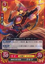 Fire Emblem 0 Cipher Mystery of the Emblem Trading Card Wolf Wolfe B04-041N Capt
