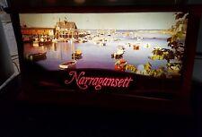 1975 Narragansett lighted sign