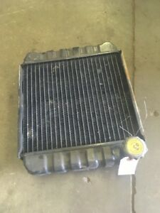 John Deere 345 Radiator AM121027