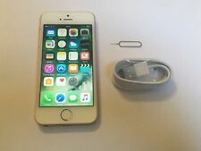 APPLE IPHONE SE - 16GB - ROSE GOLD (UNLOCKED) SMARTPHONE IMMACULATE CONDITION