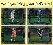 Panini SELECT SOCCER 2017-2018 ☆ FIELD LEVEL ☆ Football Base Cards #201 to #300
