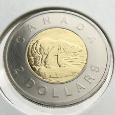 2003 Specimen Canada 2 Dollar Toonie Uncirculated Canadian Coin Two Dollar N574