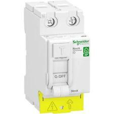 Schneider Interrupteur differentiel Resi9 63A TypeAC Ref R9PRC263 peignable NEUF
