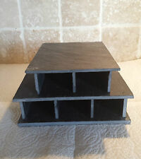 5 Cave in 1 Natural slate breeding cave set for bristlenose pleco fish spawning