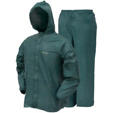 Frogg Toggs Ultra-Lite 2 Rain Suit - Large - Green