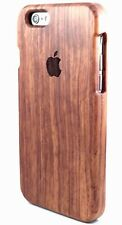 Apple iWood iPhone 7/8 Rose Wood Case 100% Genuine Solid Real Wood Cover ✅