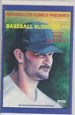 DON MATTINGLY BASEBALL SLUGGERS PERSONALITY (1992) COMIC BOOK